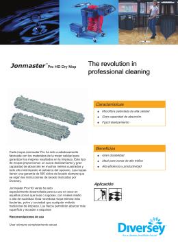 Jonmaster Pro HD Dry Mop