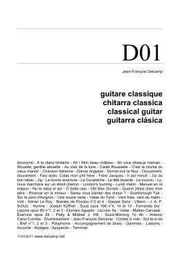 guitare classique chitarra classica classical guitar