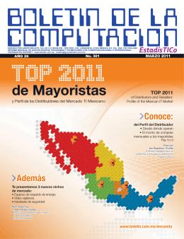 de Mayoristas - Boletín de la Computación
