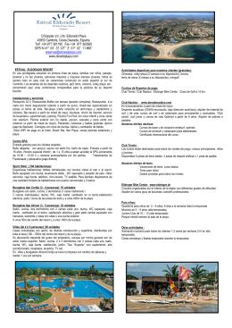 C/Doppler s/n, Urb. Eldorado Playa 43850 Cambrils, Costa Daurada