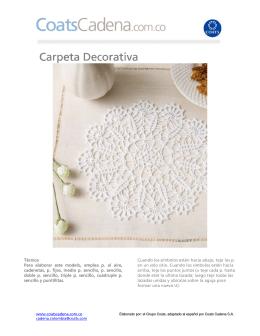 Carpeta D Carpeta Decorativa ecorativa ecorativa