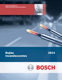 Catálogo Bujías Precalentadoras 2013