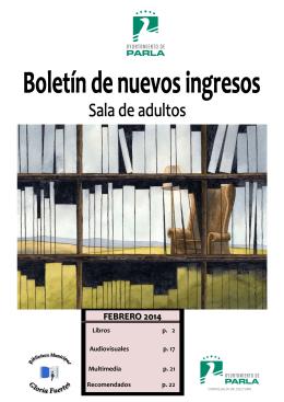FEBRERO 2014 - Ayuntamiento de Parla