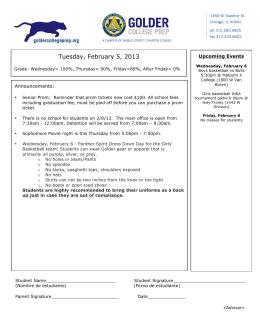 Tuesday, February 5, 2013