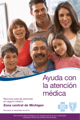 Help with Health Care MID- Spanish
