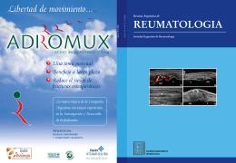 Revista Argentina de Reumatología