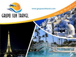Diapositiva 1 - Viajes y Turismo Sun Travel