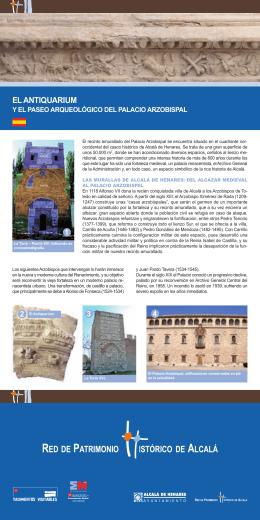 EL ANTIQUARIUM - Museo Virtual de Alcalá de Henares