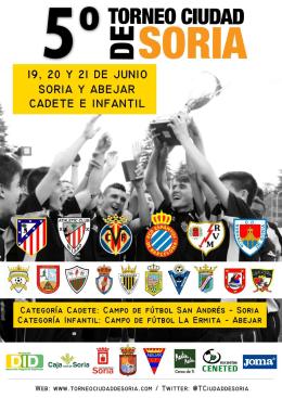 Revista TCS - Torneo Ciudad de Soria