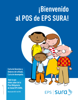 ¡Bienvenido al POS de EPS SURA!