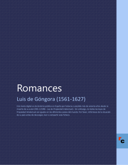 Romances - Espacio Ebook
