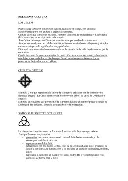 RELIGION Y CULTURA LOS CELTAS Pueblos que habitaron el