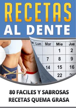 Descarga: 80 Recetas Al Dente