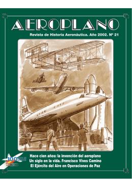 Revista Aeroplano número 21 del año 2003