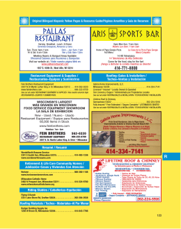 PALLAS RESTAURANT - Hispanic Yellow Pages