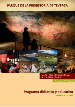 Programa didáctico y educativo