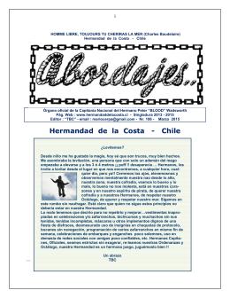 ¡¡ Incluye MP3 con Trazado de Rumbo escrito y leído por Andrés