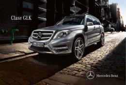 Catálogo Mercedes-Benz Clase GLK Clase-GLK