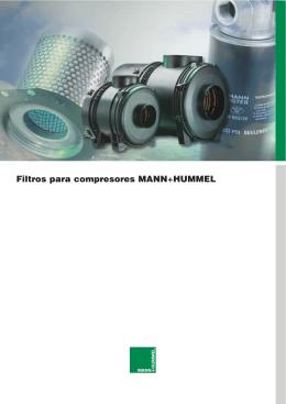Separadores de aire/aceite MANN+HUMMEL