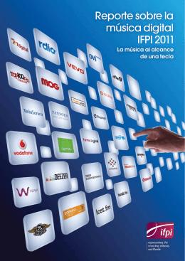 Reporte sobre la música digital IFPI 2011