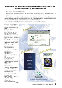 Revista (Page 30) - El profesional de la información
