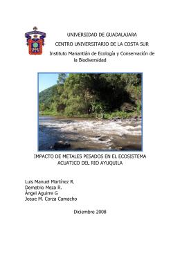 Comisión de Cuenca del Río Ayuquila – Armería