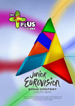 Sigue el Junior Eurovision Song Contest 2014 al detalle