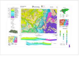 Mapa geológico en formato PDF de la hoja 083-I