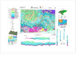 Mapa geológico en formato PDF de la hoja 083-III