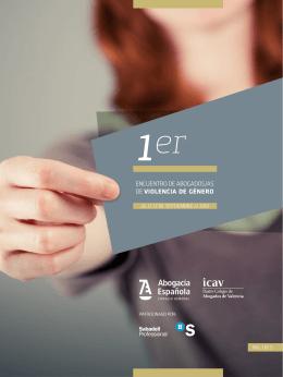 encuentro de abogados/as de violencia de género