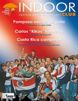 Octubre - San José Indoor Club