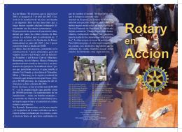 Rotary Acción Rotary Acción - Jesús Martínez