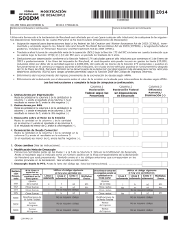 500DM - Maryland Tax Forms and Instructions