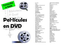 GUIA DVD adults - Ajuntament de Canet de Mar