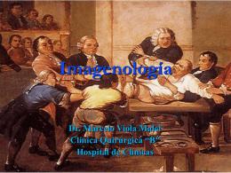 """Imagenología Abdominal - Clínica Quirúrgica """"B"""""""