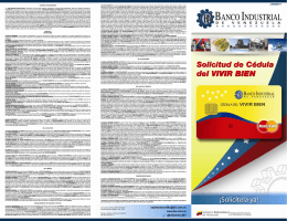 click aquí - Banco Industrial de Venezuela