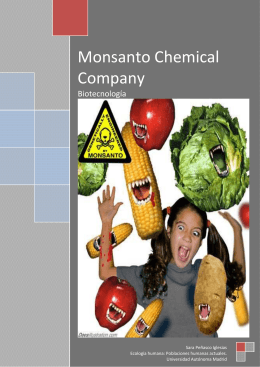 Monsanto Chemical Company