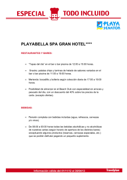 Playabella Spa Gran Hotel