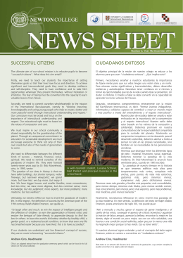 Descargar PDF - Newton College
