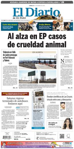 Violencia en Valle de Juárez preocupa en Fort Hancock