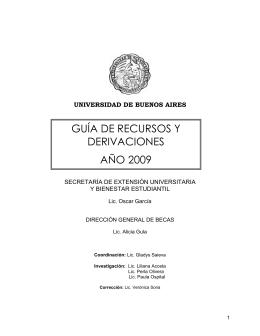 Descargar guía - Universidad de Buenos Aires