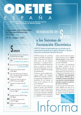 Revista de Odette España - Nº 32