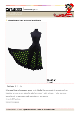 20.00 € - Flamenco Export