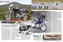 Monster S4R / Edición 69