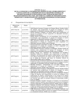 ANEXO 16.5.2 - Comisión Nacional de Seguros y Fianzas