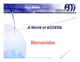 ATI - Access Technologies International