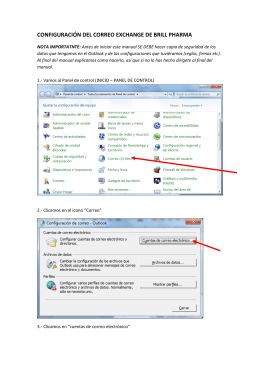 En un PC (con Windows 7, XP o Vista: en el Outlook 2010)