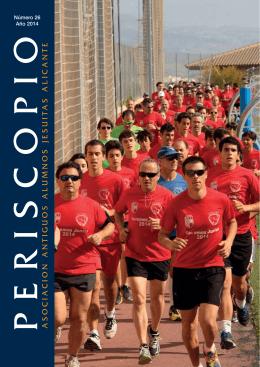 Revista Periscopio 2015 - Asociación Antiguos Alumnos Jesuitas