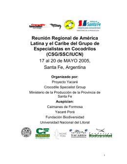 Reunión Regional de América Latina y el Caribe del
