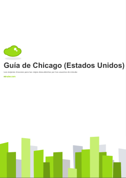 Guía de Chicago (Estados Unidos)